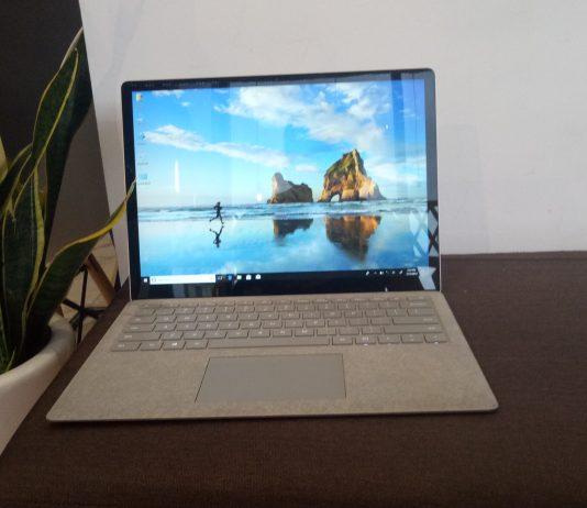 Surface Laptop cu chinh hang