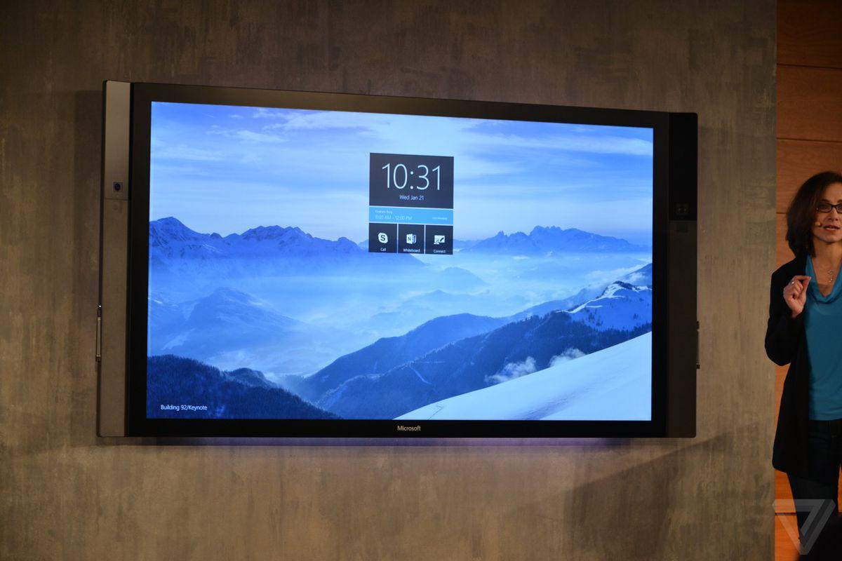 Surface-Hub